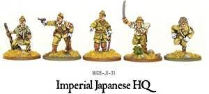 Imperial Japanese Army Hq