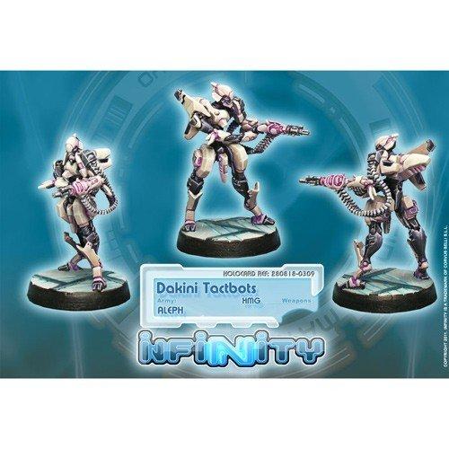 Infinity: ALEPH Dakini Tactbots (HMG)