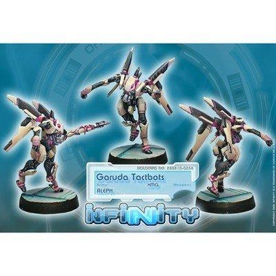 Infinity: ALEPH Garuda Tactbots (HMG)