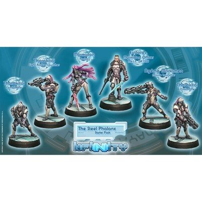 Infinity: ALEPH The Steel Phalanx (ALEPH Sectorial Starter Pack)