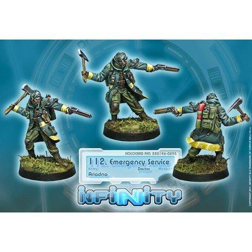 Infinity: Ariadna 112, Emergency Service (Doctor)
