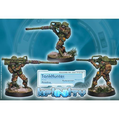 Infinity: Ariadna TankHunter (Autocannon) 3WQ03TRXPHBT4