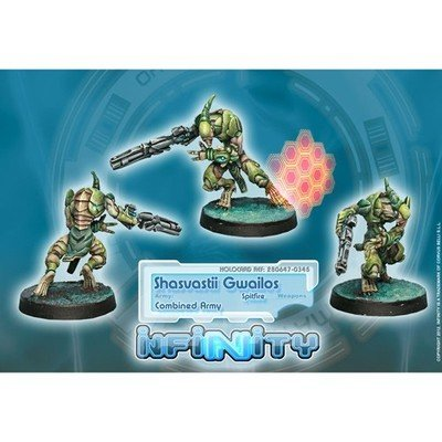 Infinity: Combined Army Gwailos (Spitfire)
