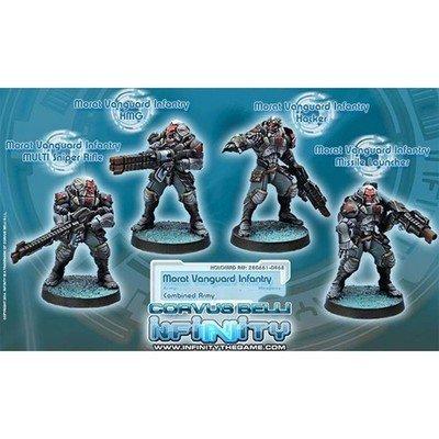 Infinity: Combined Army Morat Vanguard Infantry