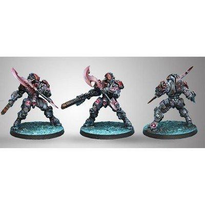 Infinity: Combined Army Sogarat (HMG)
