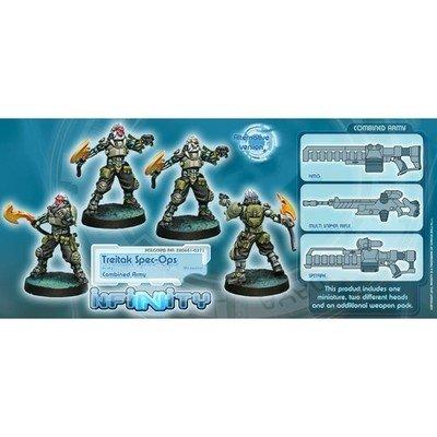 Infinity: Combined Army Treitak Spec-Ops