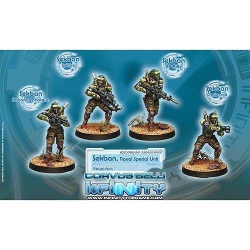 Infinity: Haqqislam Sekban Special Naval Unit