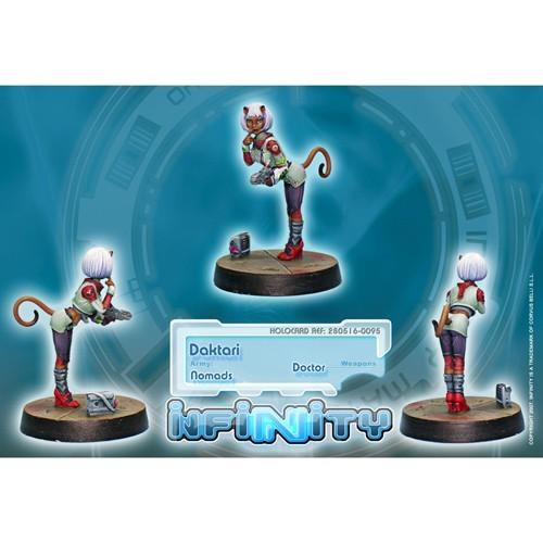 Infinity: Nomads Daktari (Doctor) DTKM7YYQ714YY