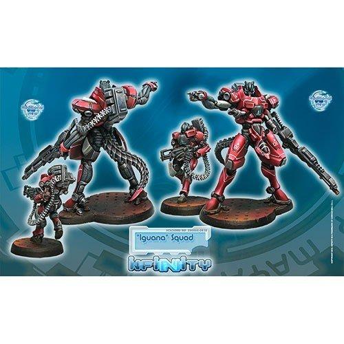 Infinity: Nomads `Iguana` Squadron