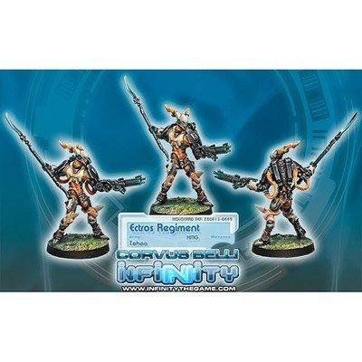 Infinity: Tohaa Ectros Regiment (HMG)