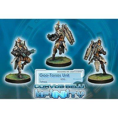 Infinity: Tohaa Gao-Tarsos Unit (HMG)