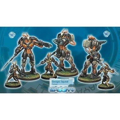 Infinity: Tohaa Gorgos Squad