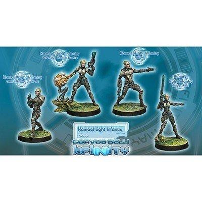 Infinity: Tohaa Kamael Light Infantry