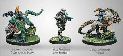 Infinity: Tohaa Kerail Preceptors