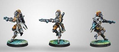 Infinity: Tohaa Kosuil Assault Pioneers (Boarding Shotgun)