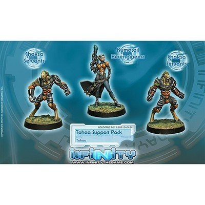 Infinity: Tohaa Support Pack