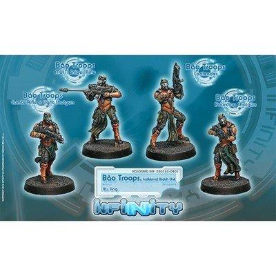 Infinity: Yu Jing Bao Troops, Judicional Watch Unit