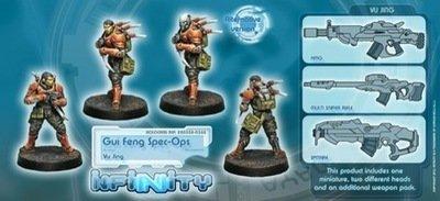 Infinity: Yu Jing Gui Feng Spec-Ops