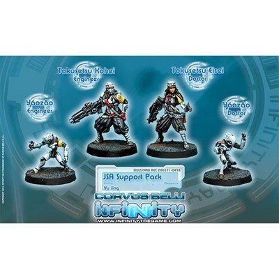 Infinity: Yu Jing JSA Support Pack