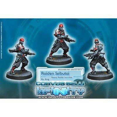 Infinity: Yu Jing Raiden Seibutai (Heavy Rocket Launcher)