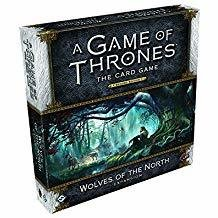 A Game Of Thrones LCG Wolves Of The North