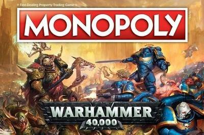 Warhammer 40k Monopoly