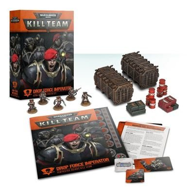 KILL TEAM: DROP FORCE IMPERATOR (ENG)