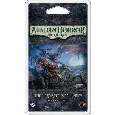 Arkham Horror LCG Labyrinths Of Lunacy