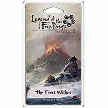 Legend of the Five Rings LCG The Fires Within
