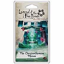Legend of Five Rings The Chrysanthemum Throne