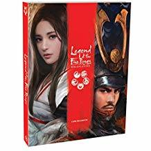 Legend of the Five Rings RPG: Core Rulebook Q62VPG2S5TC18