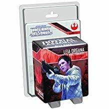 Star Wars Imperial Assault Leia Organa