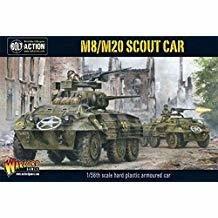 M8 M20 Scout Car