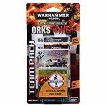 Warhammer 40000 Dice Masters Orks Team Pack