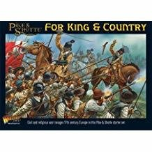 Pike And Shotte For King And Country