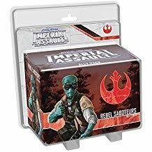 Star Wars: Imperial Assault - Rebel Saboteurs Ally Pack