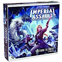 Star Wars Imperial Assault Return to Hoth Expansion 7W1ZG7G9CAPE0