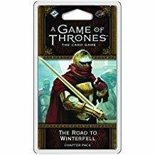 A Game Of Thrones LCG Road To Winterfell Chapter Pack