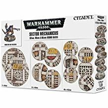 SECTOR MECHANICUS: INDUSTRIAL BASES KVRJGXF738PDC