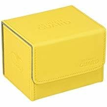 Sidewinder Amber Deck Box