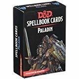 Dungeons & Dragons Spellbook Cards Paladin