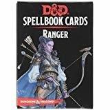 Dungeons & Dragons Spellbook Cards Ranger