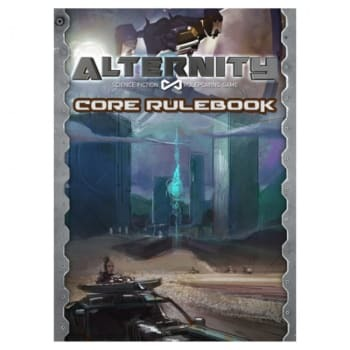 Alternity RPG TRCX320MEQE1A