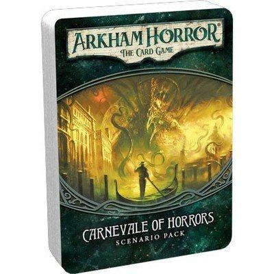 Arkham Horror- The Card Game: Carnevale of Horrors