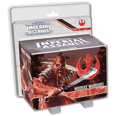 Star Wars Imperial Assault Wookie Warriors