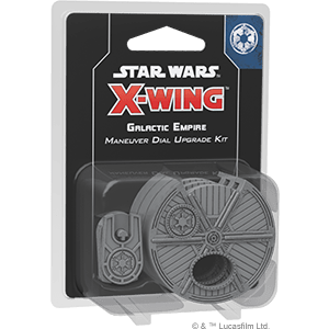 X-wing 2.0 Galactic Empire Maneuver Dail BDJWQ97JVF764
