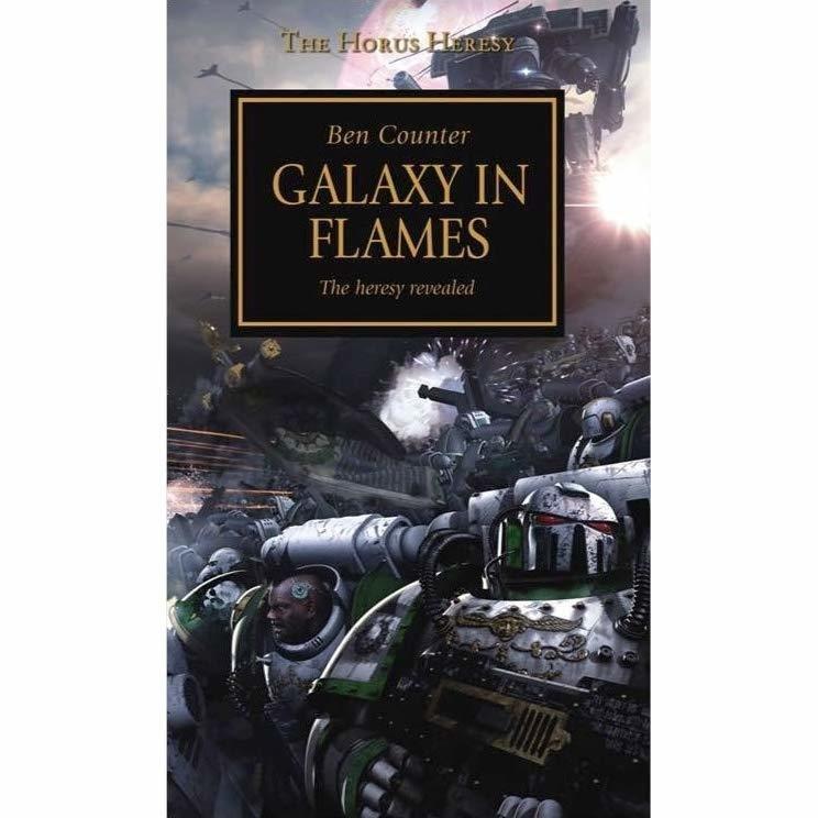 HORUS HERESY: GALAXY IN FLAMES (N.A.)
