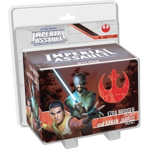 Star Wars Imperial Assault Ezra Bridger & Kanan Jarrus Ally Pack 8WGWBE3Q00PG4