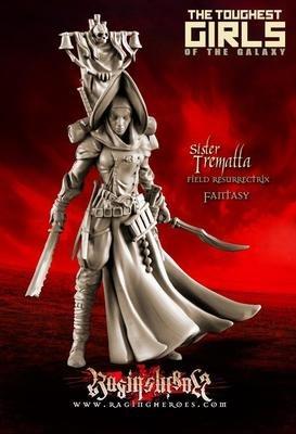 Trematta, Field Resurrectrix (Sisters – Fantasy)