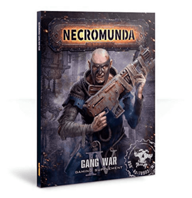 NECROMUNDA: GANG WAR 4 (ENGLISH)